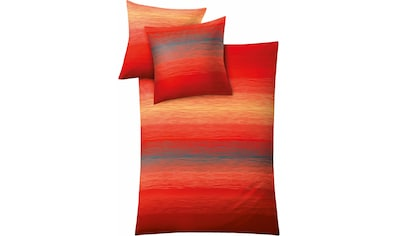 Kleine Wolke Bettwäsche »Chicago«, mit fließendem Farbverlauf kaufen