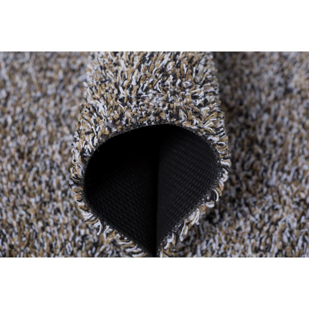 Andiamo Fußmatte »Super Cotton«, rechteckig, 10 mm Höhe, Schmutzfangmatte, In- und Outdoor geeignet, waschbar