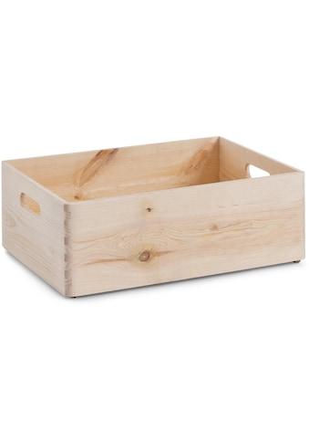 Zeller Present Holzkiste kaufen