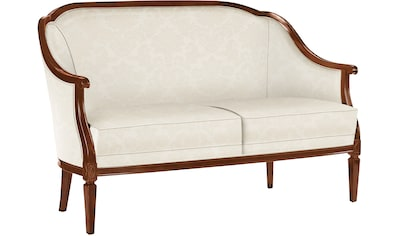 SELVA Sofa »Villa Borghese«, Modell 1375, nussbaumfarbig antik kaufen
