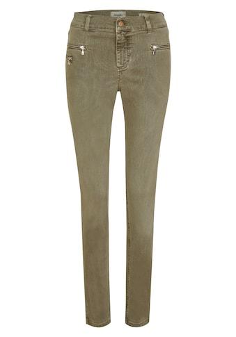 ANGELS Hose 'Malu Zip' mit Zipper - Taschen kaufen