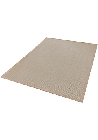 Dekowe Sisalteppich »Brasil«, rechteckig, 10 mm Höhe, Obermaterial: 100% Sisal, Wunschmaß, Wohnzimmer kaufen