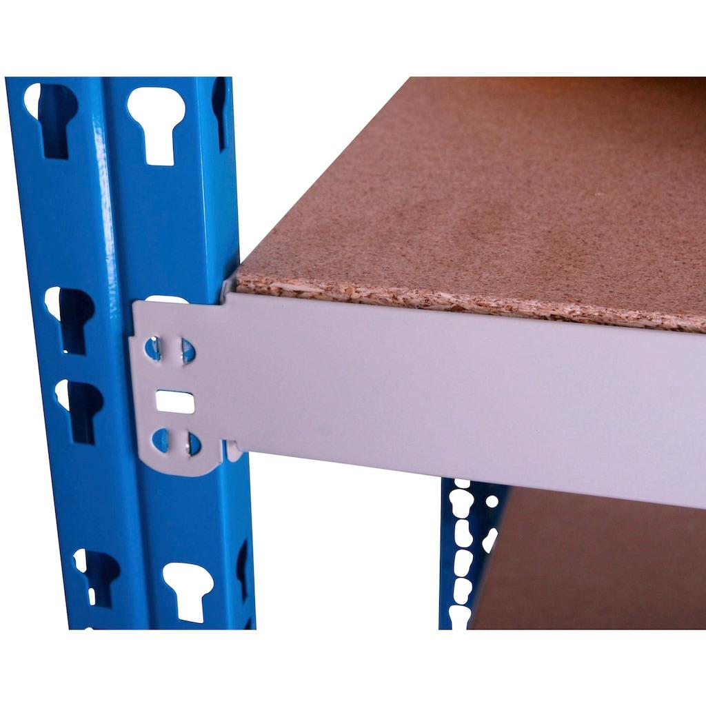 Schwerlastregal »Profi, Grundregal«, max. Belastbarkeit: 1500 kg