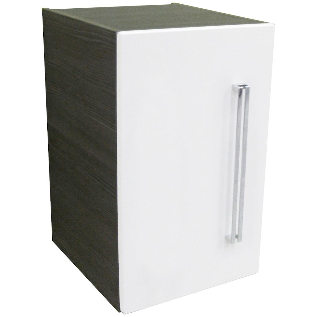 FACKELMANN Waschbeckenunterschrank »Lugano«, Badmöbel Breite 35 cm