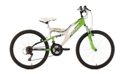 KS Cycling Jugendfahrrad »Zodiac«, 18 Gang Shimano Tourney Schaltwerk, Kettenschaltung kaufen