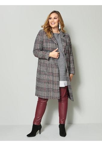 Sara Lindholm by HAPPYsize Kurzmantel, mit Taschen kaufen