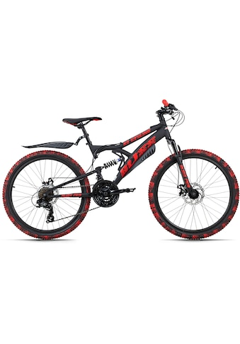 KS Cycling Mountainbike »Bliss Pro«, 21 Gang, Shimano, Tourney Schaltwerk,... kaufen