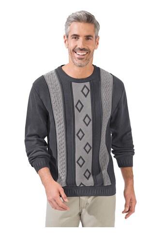 Pullover mit V - Ausschnitt kaufen