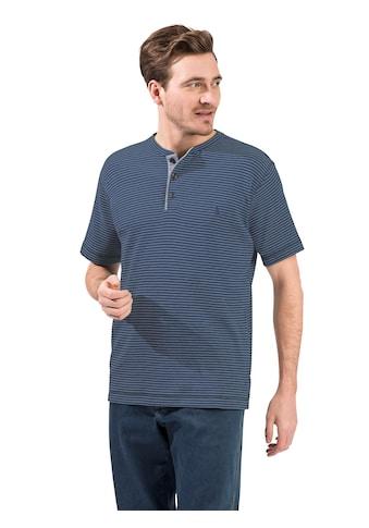 Catamaran Kurzarm - Shirt in Ripp - Optik kaufen