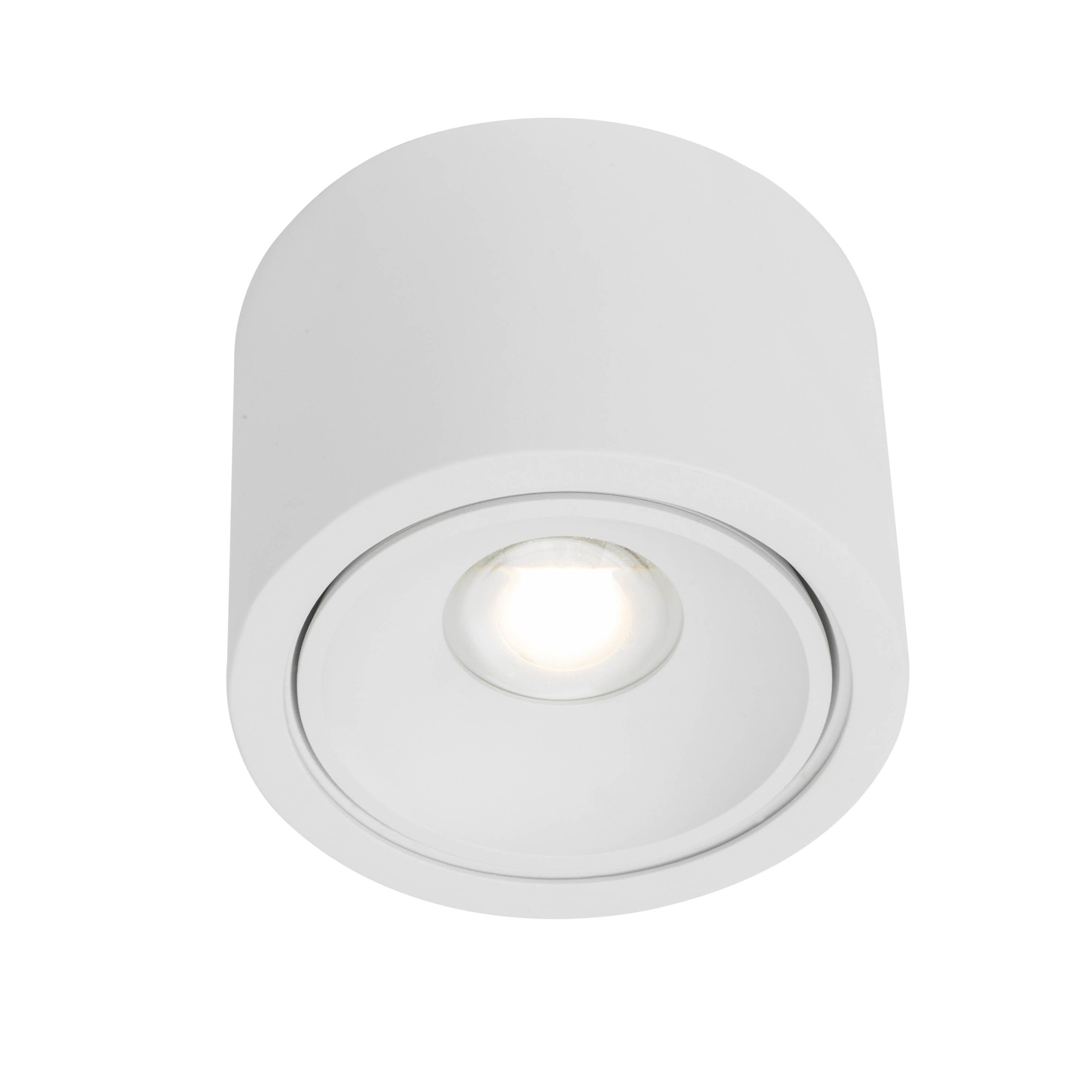 AEG Leca LED Wand- und Deckenleuchte weiß