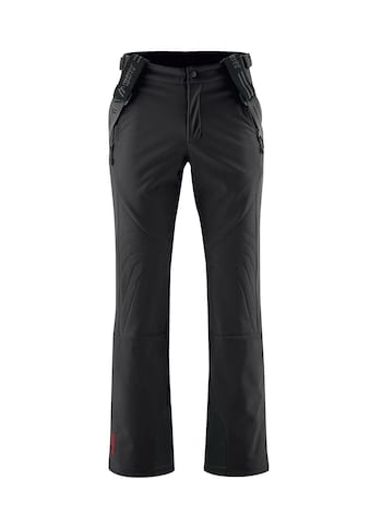 Maier Sports Skihose »Lothar 2«, Aus elastischem Softshell, warm und winddicht kaufen