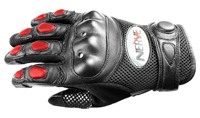 NERVE Motorradhandschuhe »KQ07«, mit Weitenverstellung kaufen