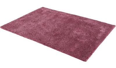 SCHÖNER WOHNEN-Kollektion Hochflor-Teppich »New Feeling«, rechteckig, 40 mm Höhe, Besonders weich durch Microfaser, Wohnzimmer kaufen