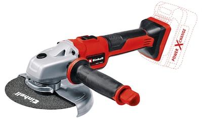 Einhell Akku-Winkelschleifer »TE-AG 18/150 Li BL - Solo« kaufen