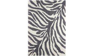 Hochflor - Teppich, »Desert«, MINT RUGS, rechteckig, Höhe 35 mm, maschinell gewebt kaufen