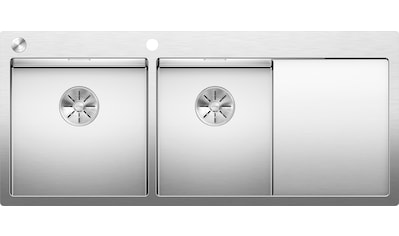 BLANCO Küchenspüle »CLARON 8 S - IF«, benötigte Unterschrankbreite: 80 cm kaufen