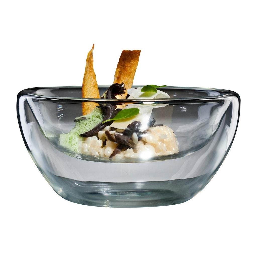 Bloomix Thermoschüssel »Flatbowl Grande«, für Speisen