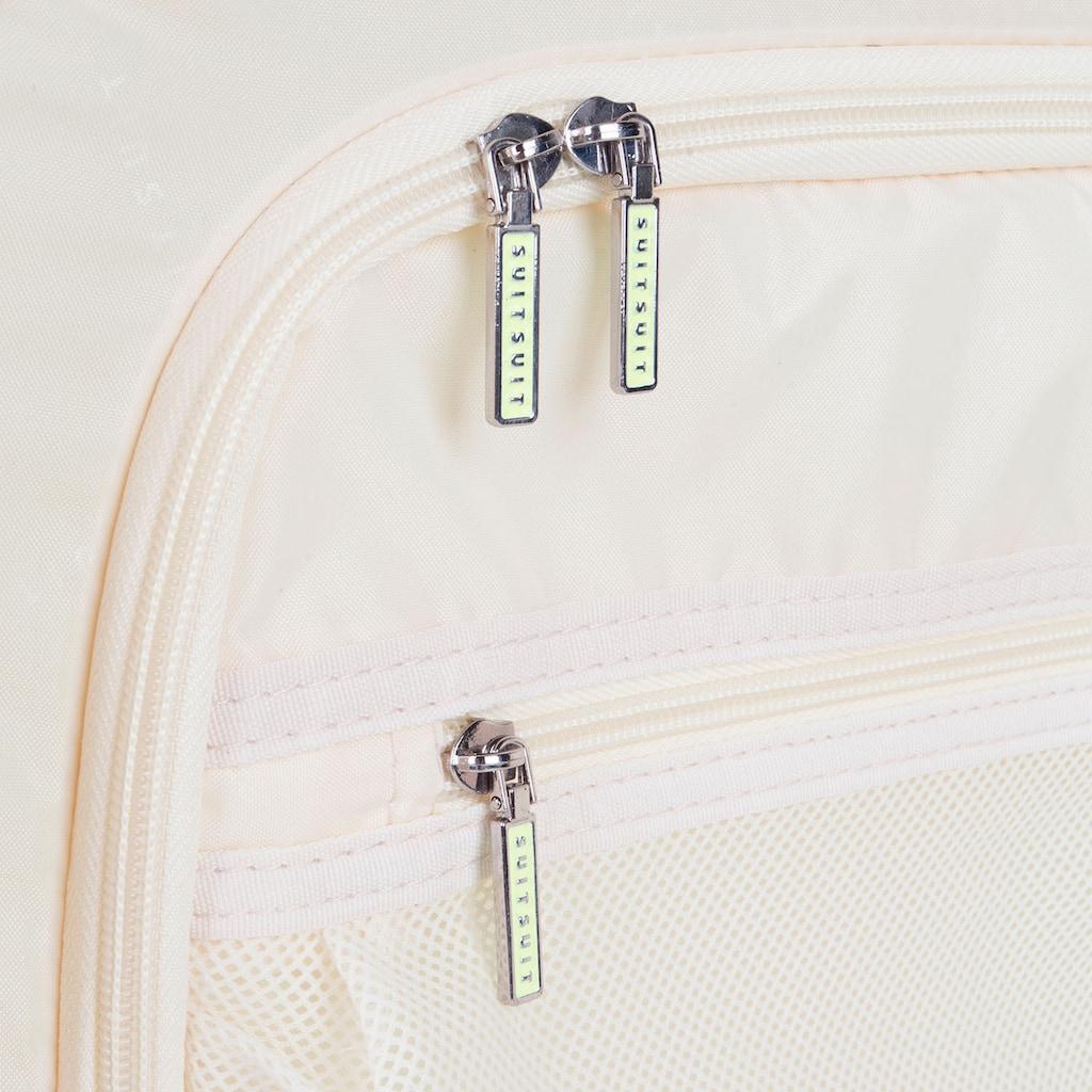 suitsuit Hartschalen-Trolley »Fabulous Fifties, 76 cm«, 4 Rollen