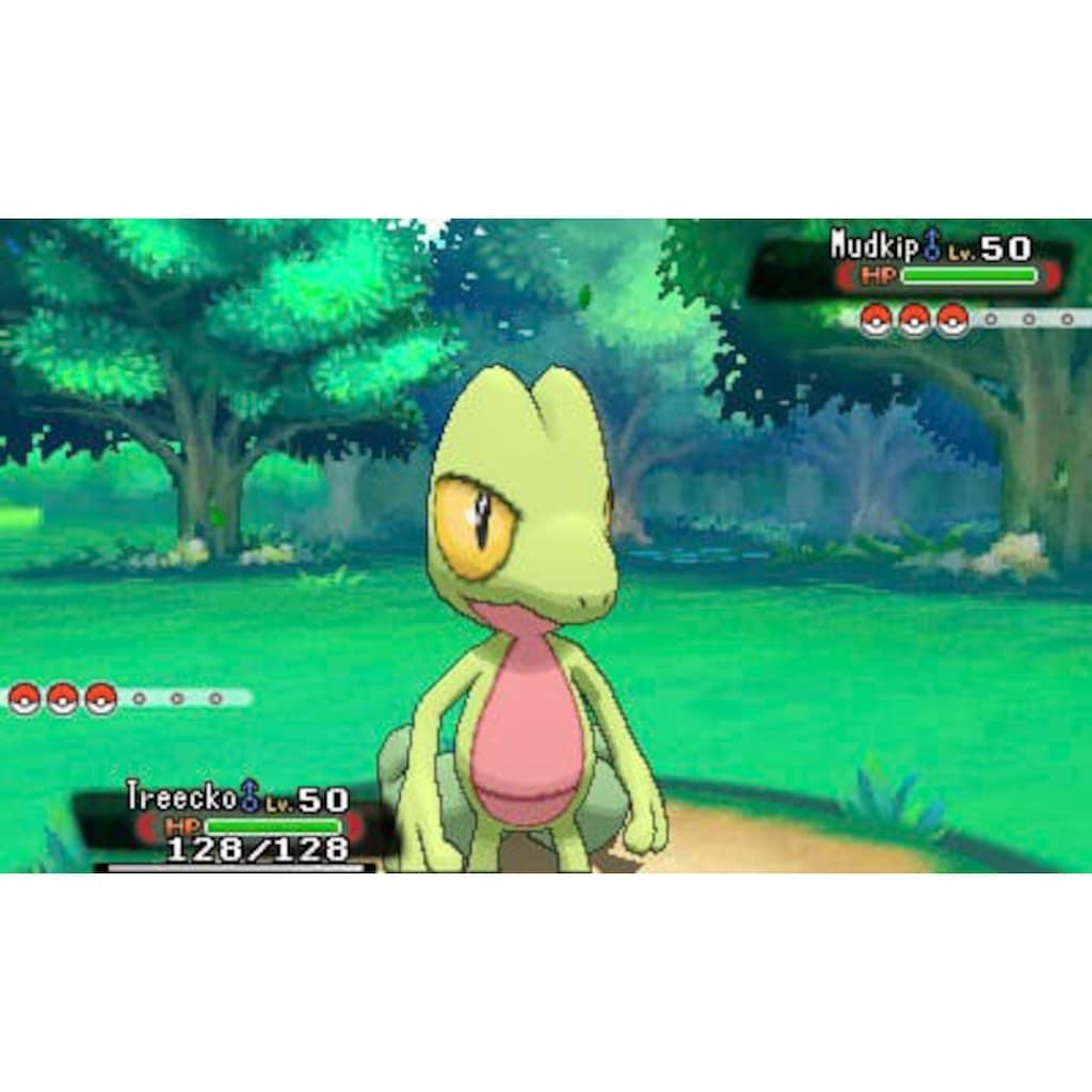 Nintendo 3DS Spiel »Pokémon Alpha Saphir«, Nintendo 3DS