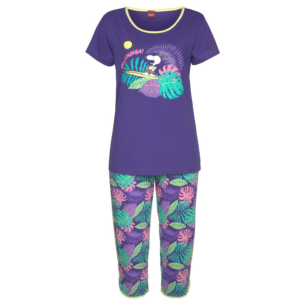 Peanuts Pyjama, Hose mit Allover-Druck