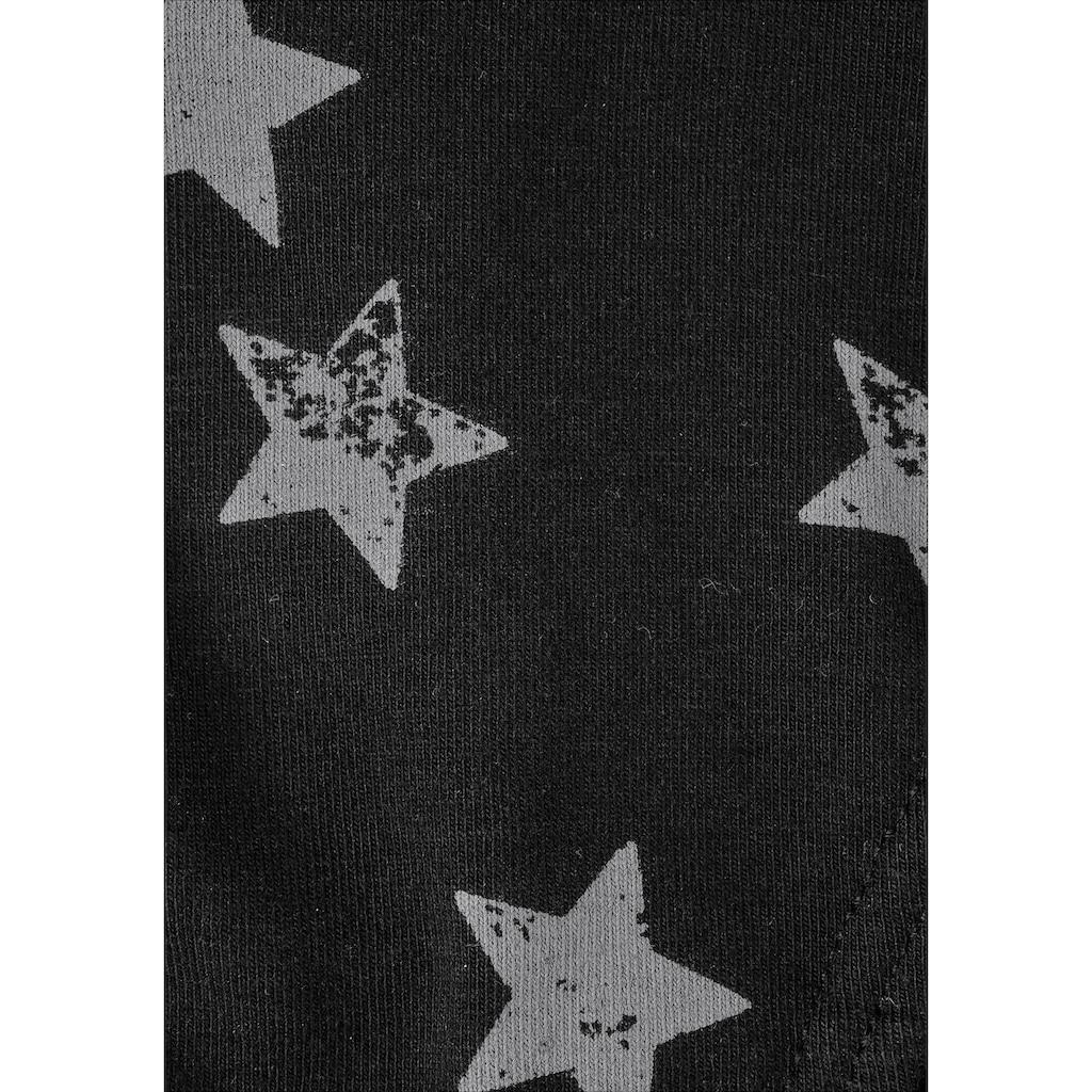 Arizona Slip, mit Sternendruck