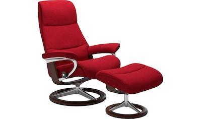 Stressless® Relaxsessel »View«, mit Signature Base, Größe L,Gestell Braun kaufen