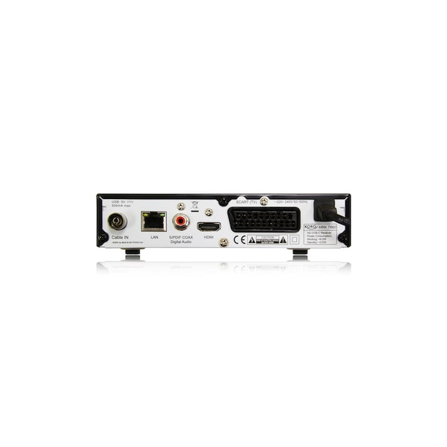 Xoro »HRK 7660 Smart« Kabel-Receiver