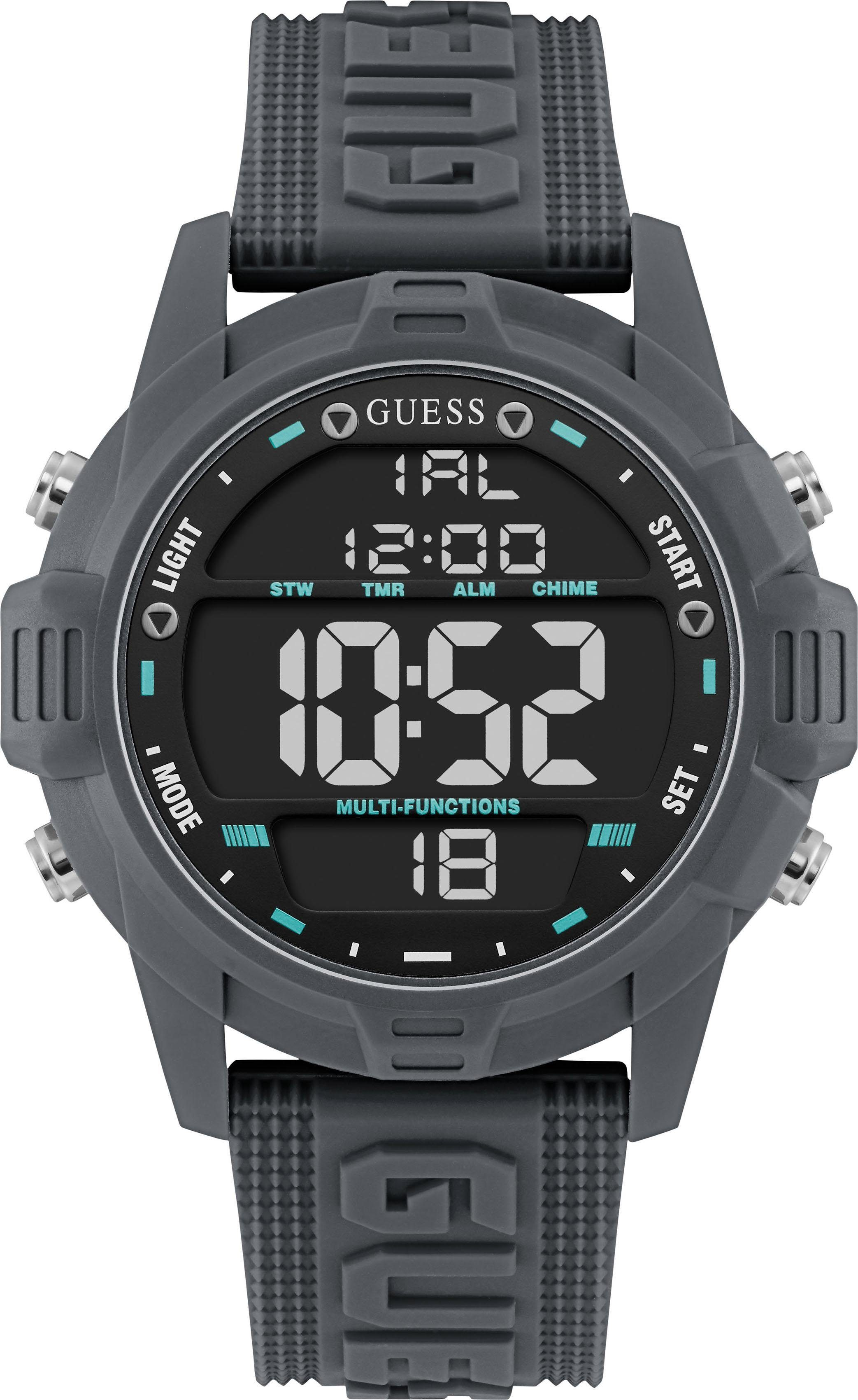 Guess Digitaluhr CHARGE W1299G5   Uhren > Digitaluhren   Guess