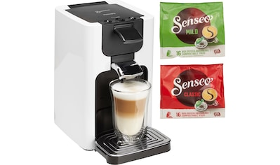 Senseo Kaffeepadmaschine SENSEO® Quadrante HD7865/00 kaufen