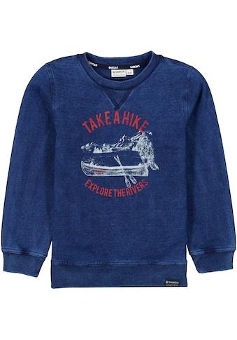 Garcia Sweatshirt »EXPLORE THE RIVERS« kaufen