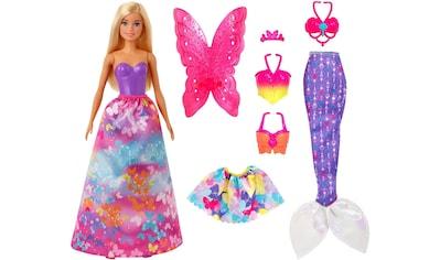 """Mattel® Anziehpuppe """"Barbie Dreamtopia 3 - in - 1 - Fantasie"""" kaufen"""