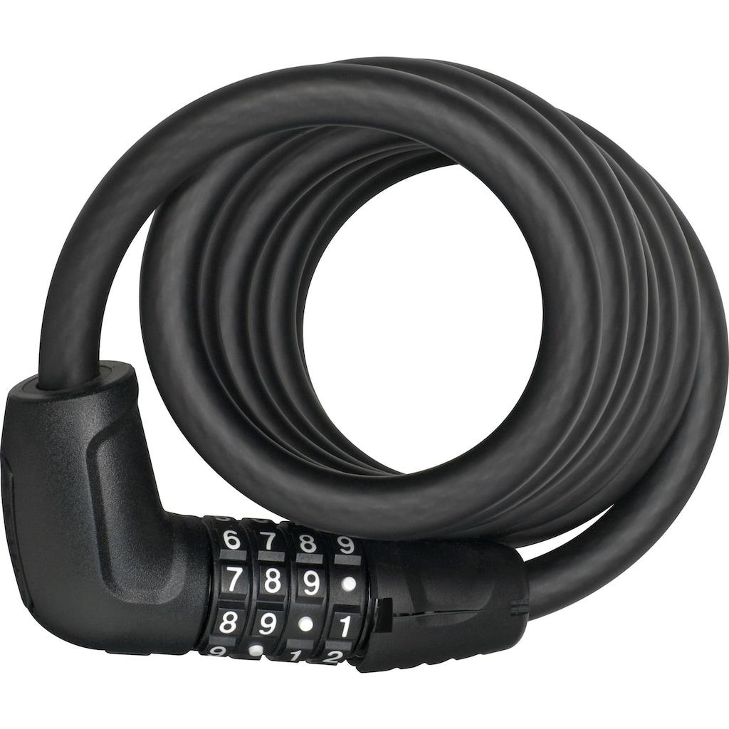 ABUS Spiralschloss »6512C/180/12 black«