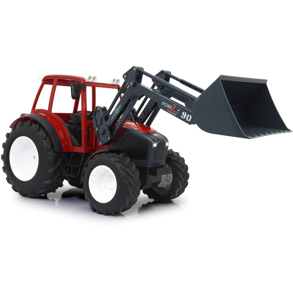 Jamara RC-Traktor »Lindner Geotrac mit Frontlader«, mit Licht und Sound