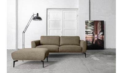 Places of Style 3-Sitzer »Odda«, 3-Sitzer mit Metallfüßen in besonderem Design kaufen