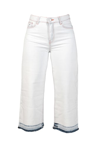 Miracle of Denim 5-Pocket-Jeans »Holly Culotte« kaufen