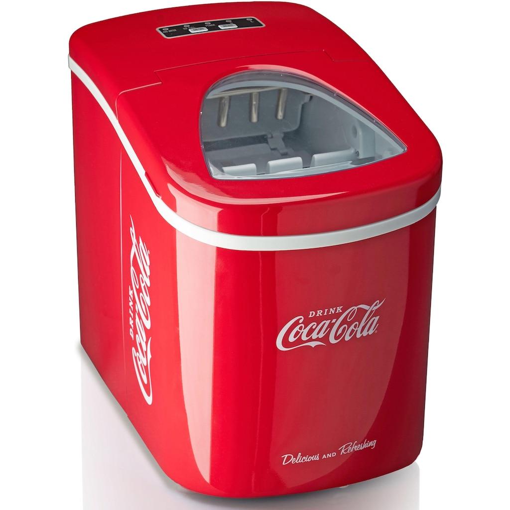 COCA COLA Elektrischer Eiswürfelbereiter »SEB-14CC«
