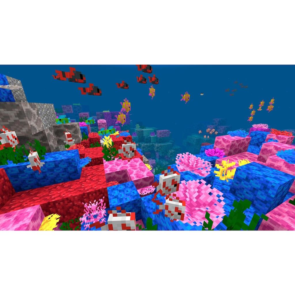 Sony Spiel »Minecraft Bedrock«, PlayStation 4, Software Pyramide