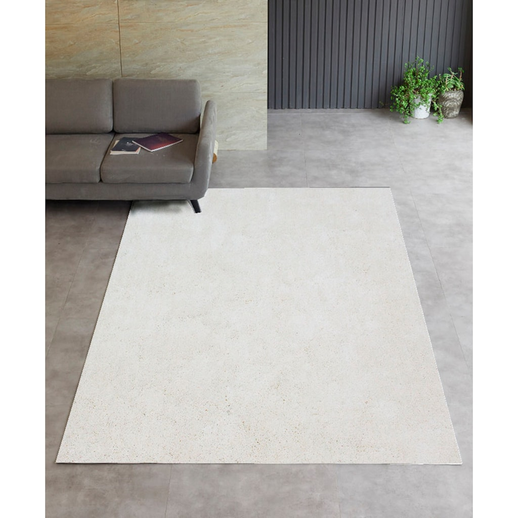 LeGer Home by Lena Gercke Hochflor-Teppich »Lucia«, rechteckig, 30 mm Höhe, weiche Haptik, Wohnzimmer