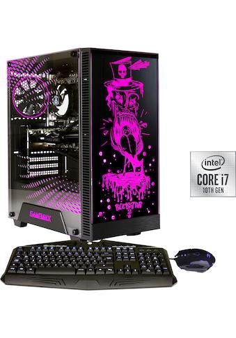 Hyrican »Rockstar 6552« Gaming - PC (Intel®, Core i7, RTX 2080 SUPER, Luftkühlung) kaufen