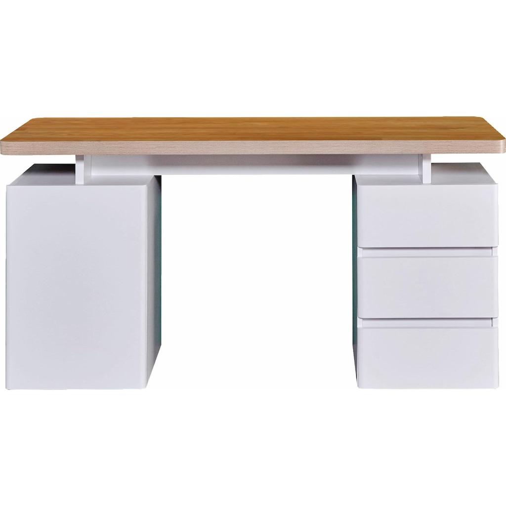 Jahnke Schreibtisch »CU-Libre C 250«