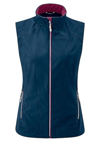 Maier Sports Funktionsjacke »Juval Vest W« kaufen