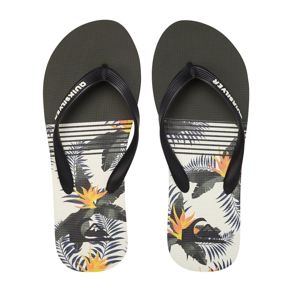 Quiksilver Sandale »Molokai Jungle Swell«