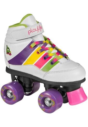 Playlife Rollschuhe »Groove Kids White« kaufen