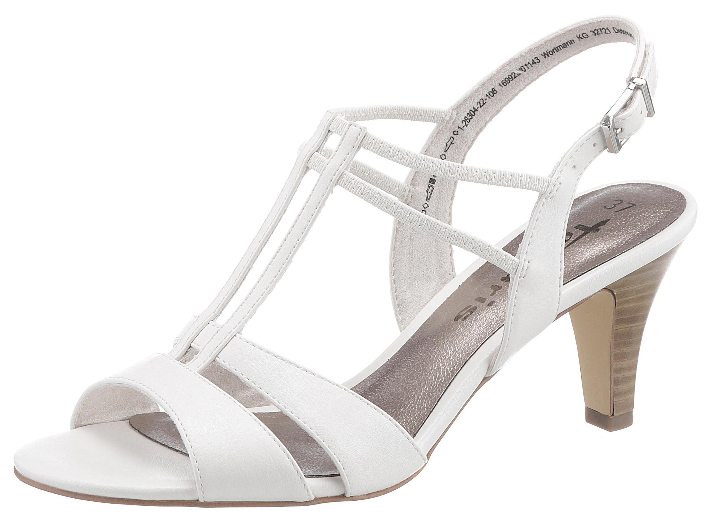 Tamaris Sandalette mit verstellbarer Schnalle online kaufen | BAUR