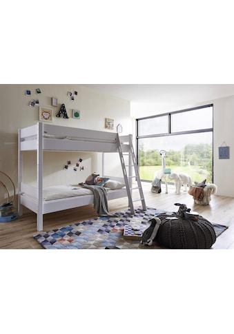 Relita Etagenbett, mit Rollrost, umbaufähig zu 2 Einzelbetten kaufen