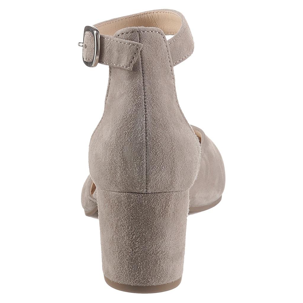 Gabor Spangenpumps, mit verstellbarer Schnalle