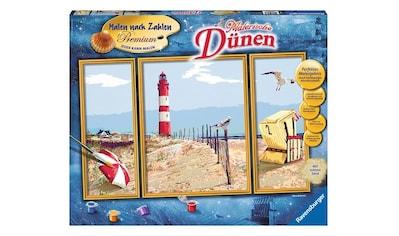 Ravensburger Malen nach Zahlen »Malerische Dünen«, Made in Europe, FSC® - schützt Wald... kaufen