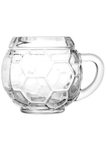 Stölzle Bierkrug »Fußball«, (Set, 6 tlg.), 6-teilig kaufen