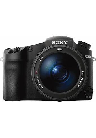 Sony »Cyber - Shot DSC - RX10 III« Bridge - Kamera (Zeiss Vario - Sonnar T* F2.4 - 4 / 24  -  600mm, 20,2 MP, 25x opt. Zoom, NFC WLAN (Wi - Fi)) kaufen