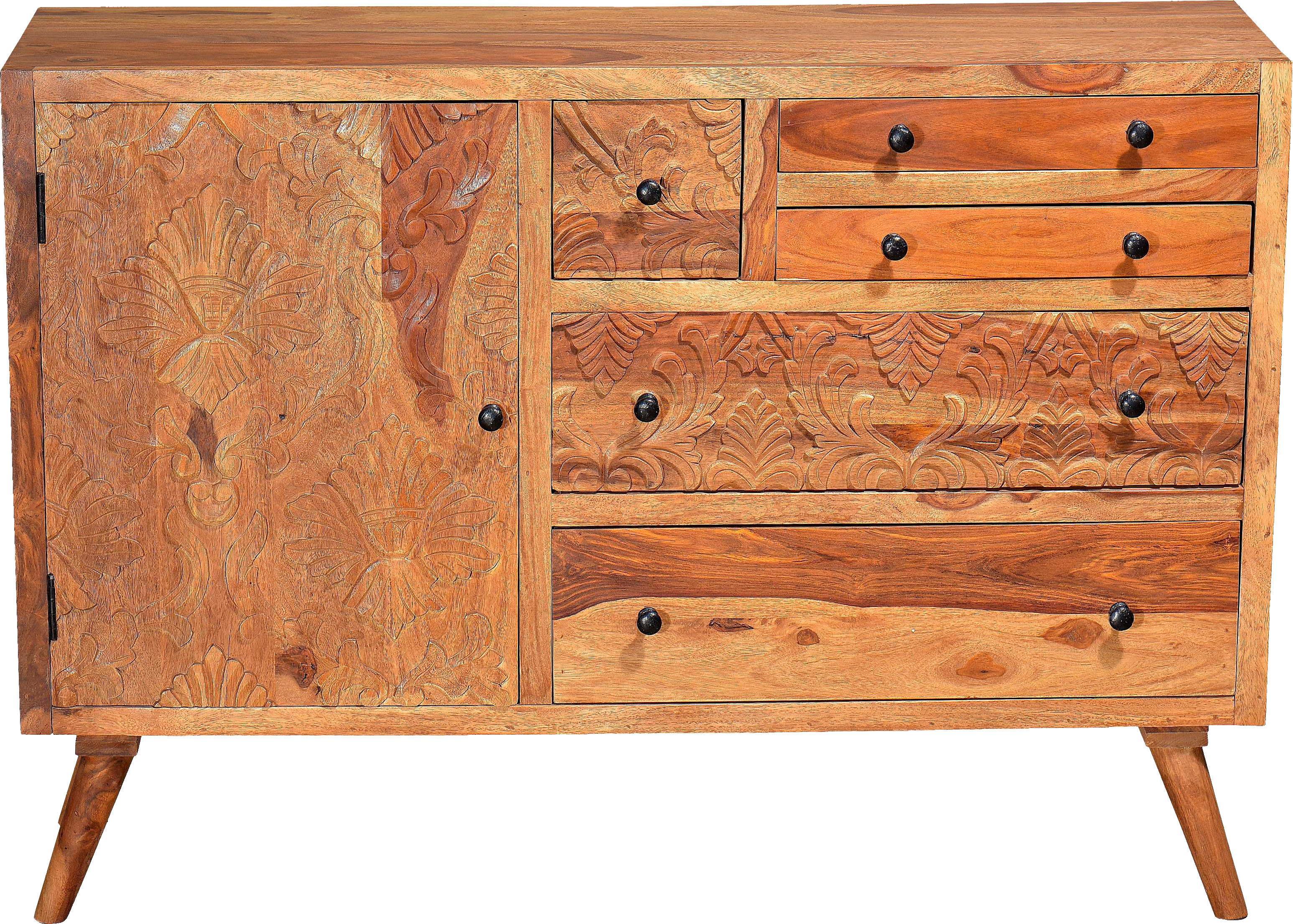 SIT Sideboard Carved